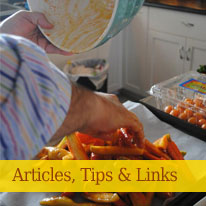 Articles, Tips & Links