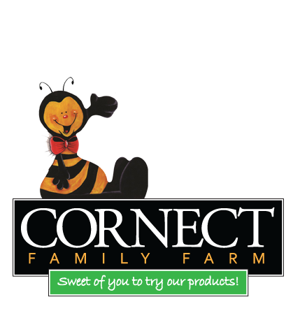 Cornect Family Farm Logo