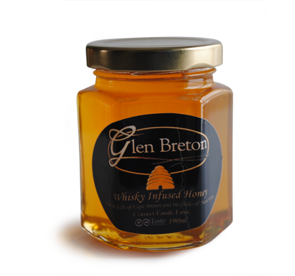 Glen Breton Honey