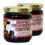 Cornect Family Farm - Honey Cranberry Chutney
